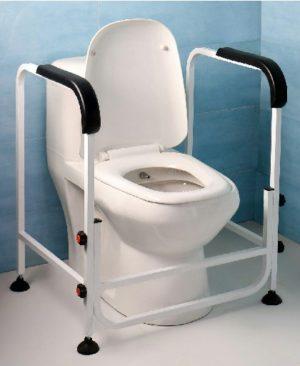 فریم کمکی توالت فرنگی