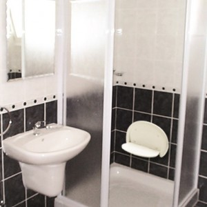 صندلی حمام دیواری