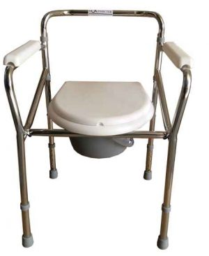 صندلی توالت استیل 894