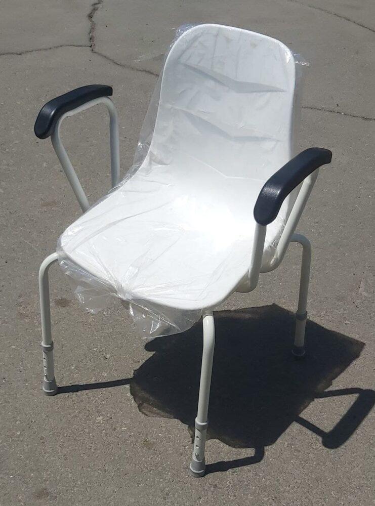 صندلی حمام دسته دار 798