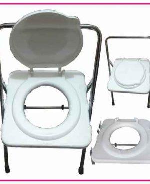 صندلی توالت فرنگی تاشو